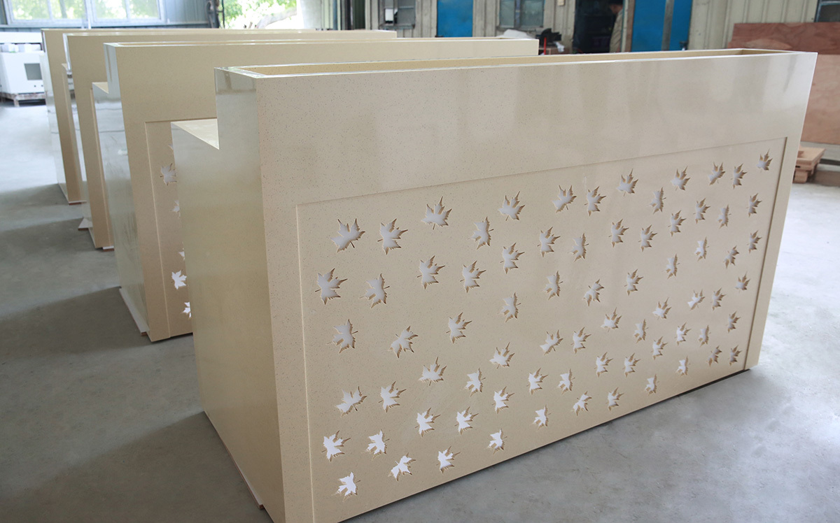 KingKonree Brand solid acrylic solid surface sheet acrylic supplier