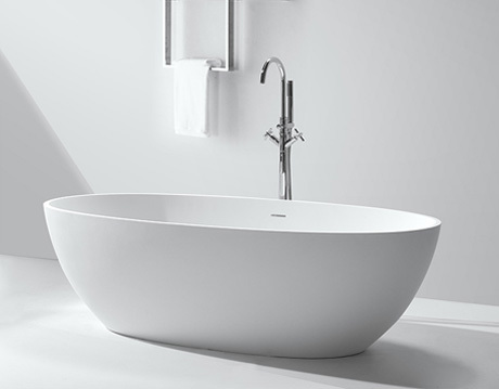 Solid Surface Bathtub KKR-B003
