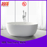 b021 b006 freestanding OEM solid surface bathtub KingKonree