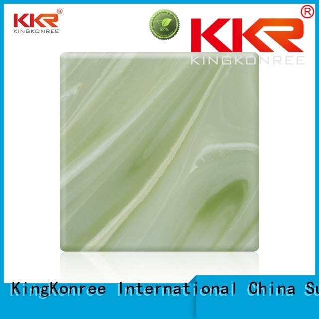 translucent solid surface acrylic stone artificial backlit translucent acrylic wall panels manufacture