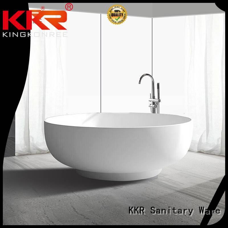 kkrb011 b003 solid surface bathtub design KingKonree