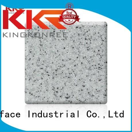 KingKonree Brand 96 acrylic acrylic solid surface sheet sheets