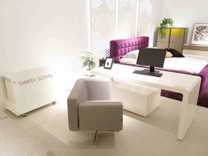 Home Solid Surface Table