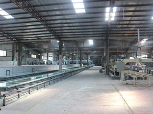 Acrylic Solid Surface Sheet Plant
