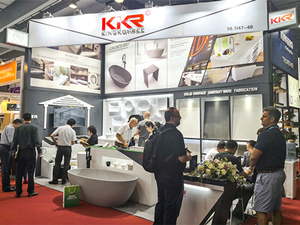 KingKonree Solid Surface Exhibition