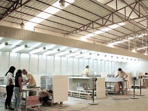 Solid Surface Fabrication Workshop