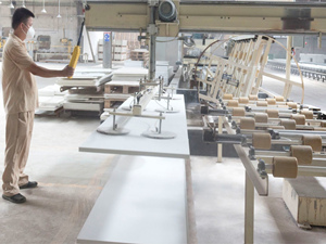 Acrylic Solid Surface Sheet Workshop