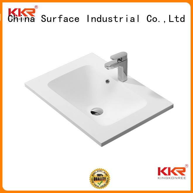 basin with cabinet price solid sanitary KingKonree Brand