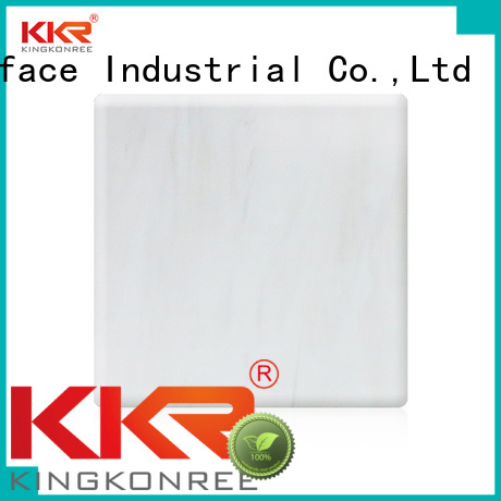 solid acrylic sheet artificial texture marble solid surface sheets manufacture