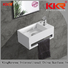 rectangle wall mounted wash basins basin KingKonree company