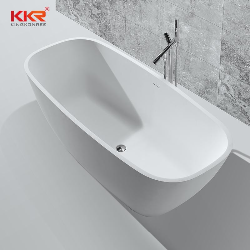 Solid surface bathtubs KKR-B037