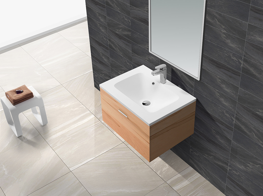 luxurious kkr surface cloakroom basin with cabine KingKonree Brand