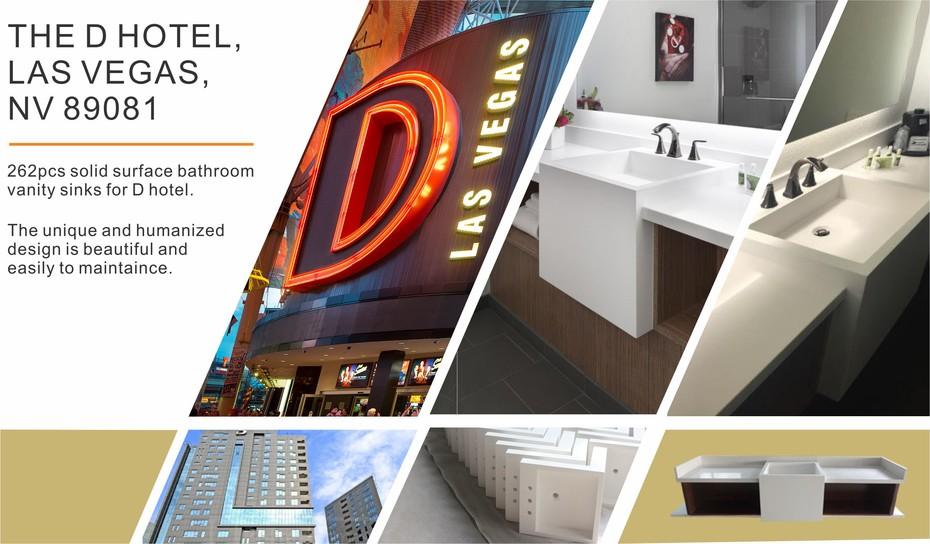 THE D HOTEL, LAS VEGAS, NV 89081