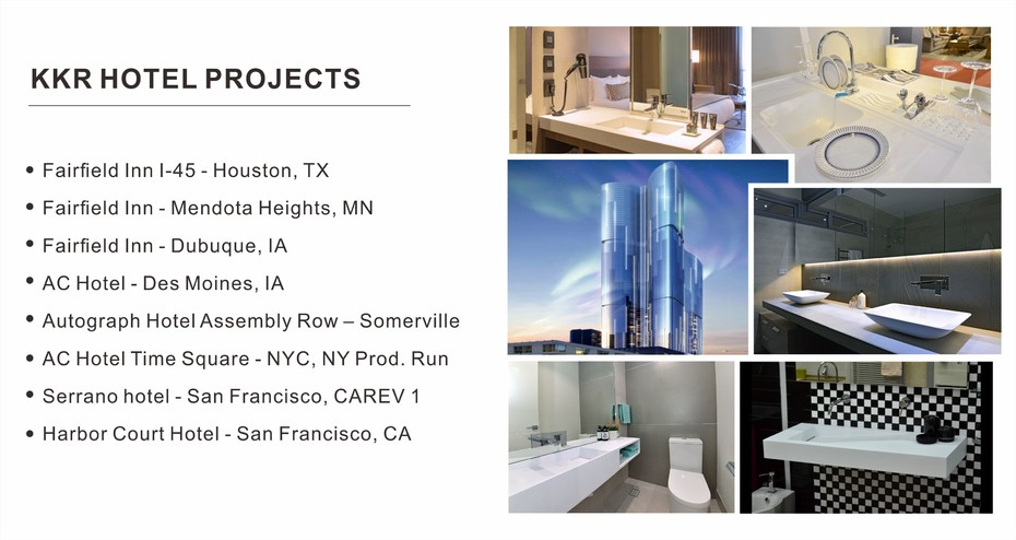 KKR HOTEL PROJECTS