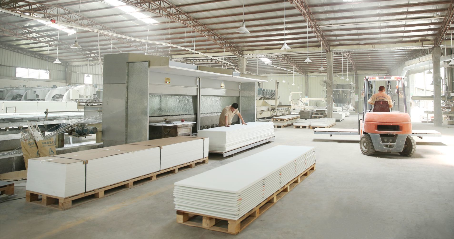 Solid Surface Sheet Workshop