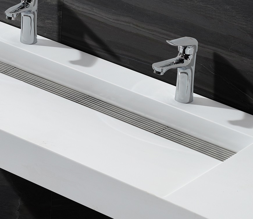 Hot wall mounted wash basins bath KingKonree Brand