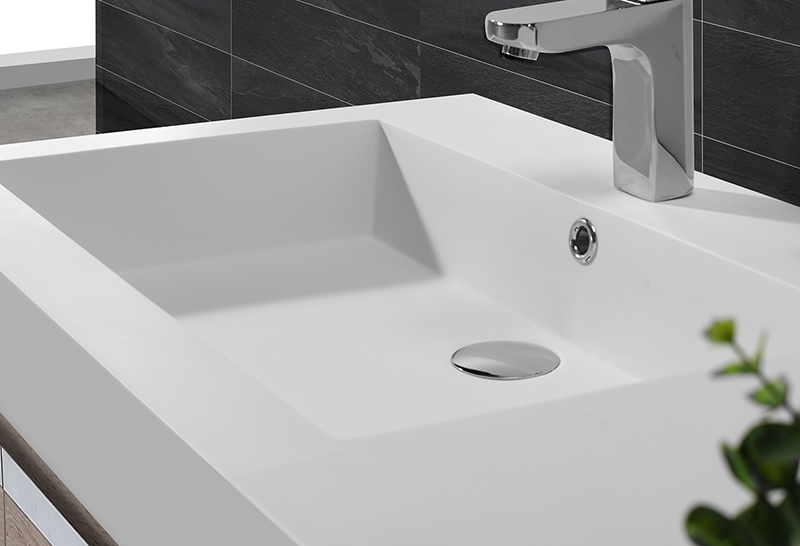 KingKonree Brand touch basin with cabinet price small supplier