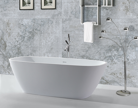 Solid Surface Bathtub KKR-B037