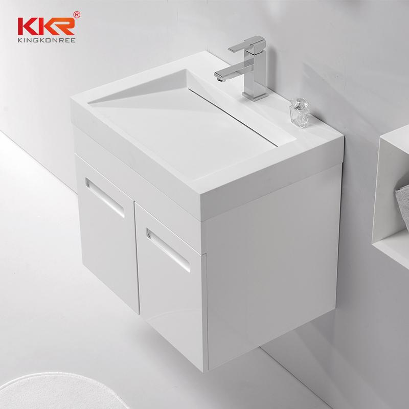 Royal Design Wooden Bathroom Cabinet For Selling KKR-750CH