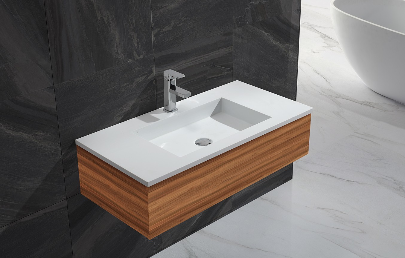 KingKonree Brand kkr ware basin with cabinet price
