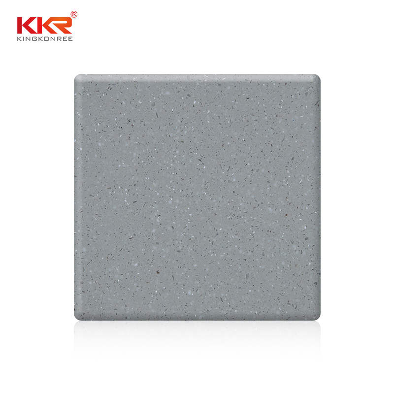 Dove Color Modified Acrylic Solid Surface Sheets KKR-M1665