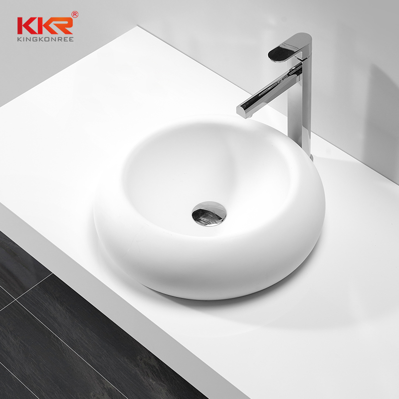 New Designs Counter Top Bathroom Counter Top Wash Basin KKR-1319