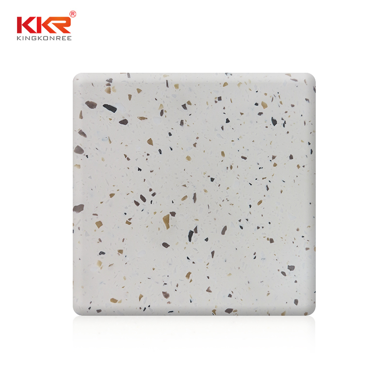 Artificial Stone Modified Acrylic Solid Surface Sheets KKR-M1838