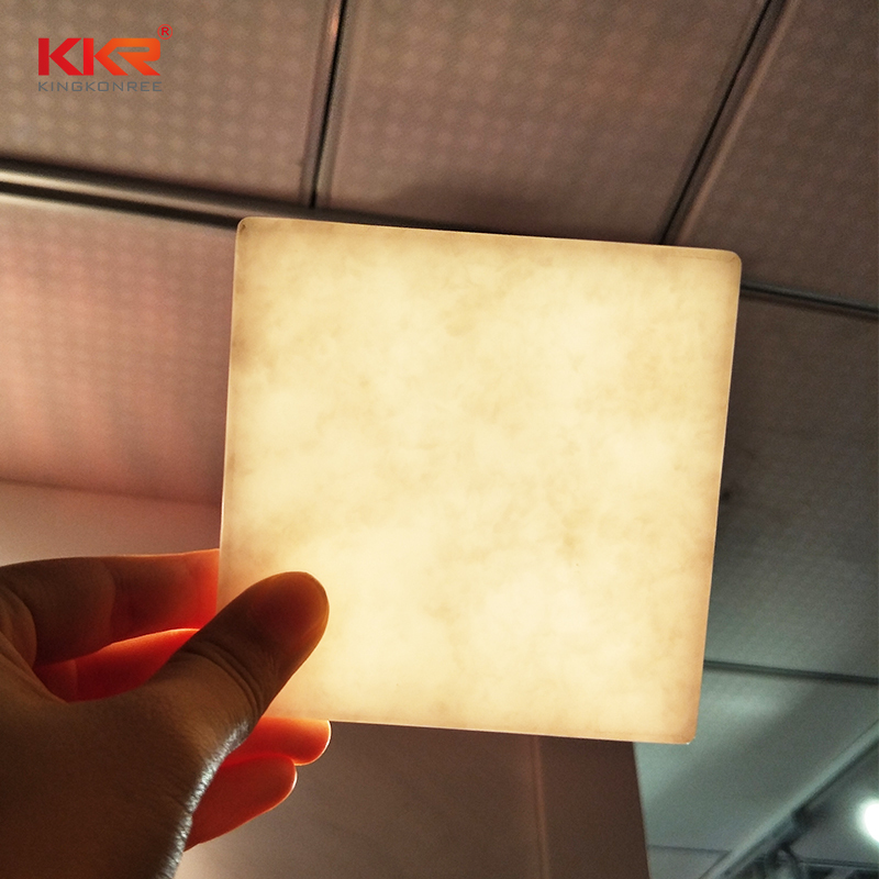 Transparent Acrylic Solid Surface Sheet KKR-A001