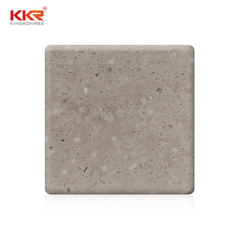 100% Pure Acrylic Solid Surface Texture Pattern Sheets KKR-M6804