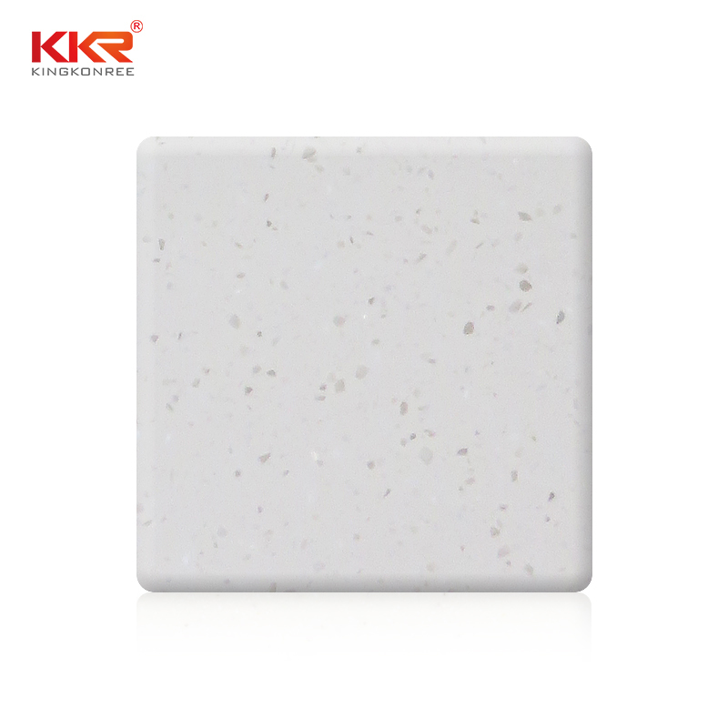 8ft Length Modified Acrylic Solid Surface Sheets KKR-M1642