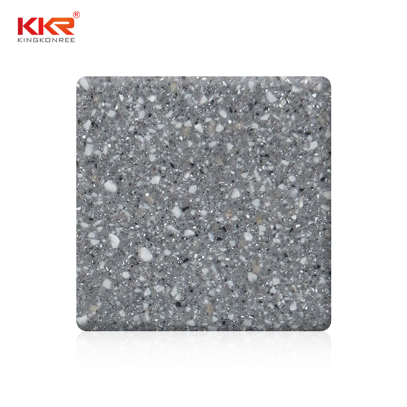 100% Pure Acrylic Solid Surface Sheets KKR-M2715