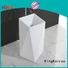 bathroom standing fancy bathroom free standing basins KingKonree Brand