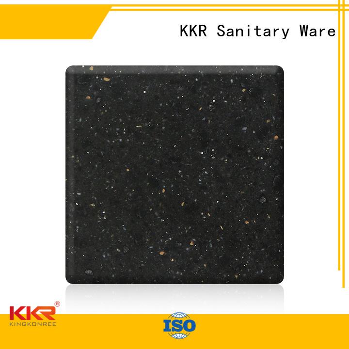 KingKonree Brand kkr length solid acrylic solid surface sheet sheets