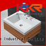 Quality KingKonree Brand kkr cloakroom basin with cabine