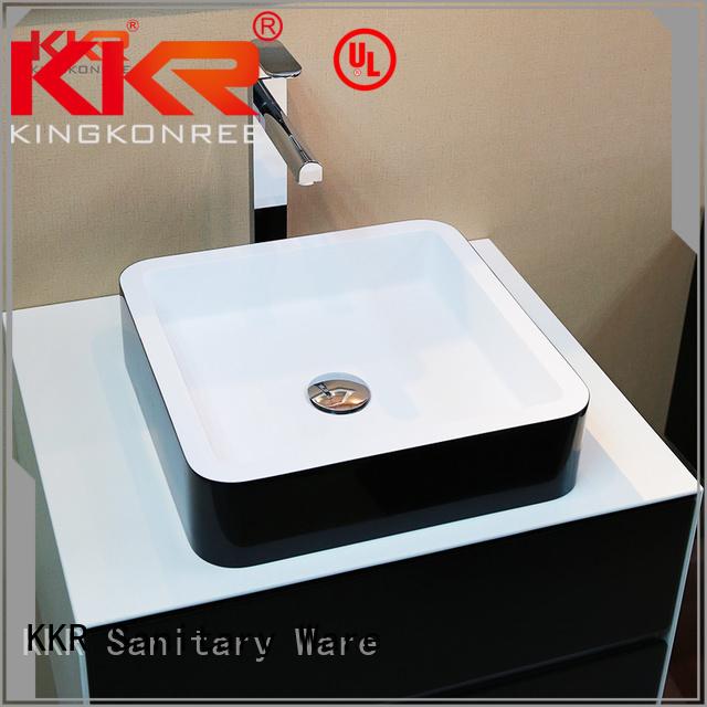 KingKonree Brand surface basin above counter basins manufacture
