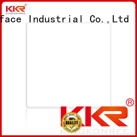 acrylic thermo forming 100 solid acrylic solid surface sheets suppliers KingKonree Brand