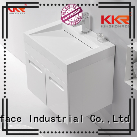 Hot royal basin with cabinet price design KingKonree Brand