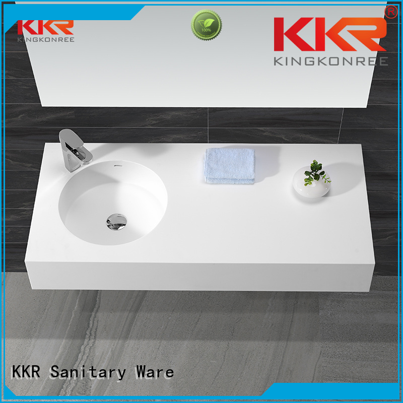 wall mounted bathroom basin selling wall mounted wash basins KingKonree Brand