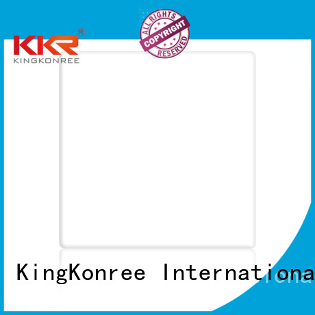 KingKonree Brand length acrylic solid modified acrylic solid surface manufacture