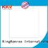 acrylic solid surface sheet modified sheets surface Warranty KingKonree