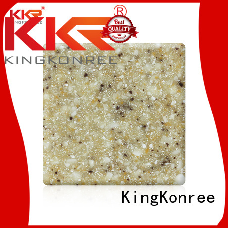 KingKonree Brand sheets 96 surface acrylic modified acrylic solid surface