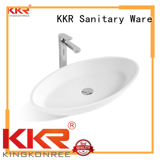 ware quality above counter basins solid KingKonree company