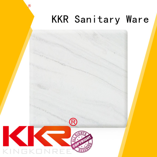 Quality KingKonree Brand sheets surface solid surface sheets