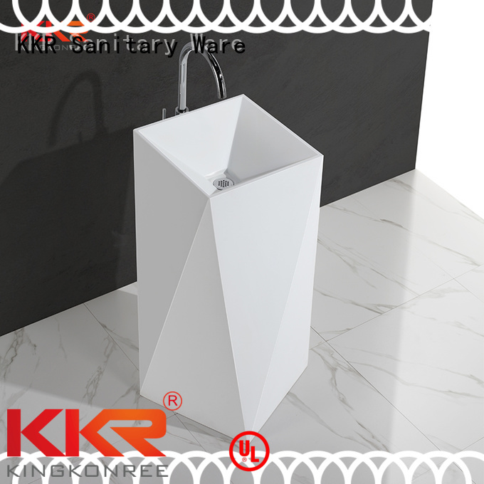 Hot freestanding basin surface KingKonree Brand