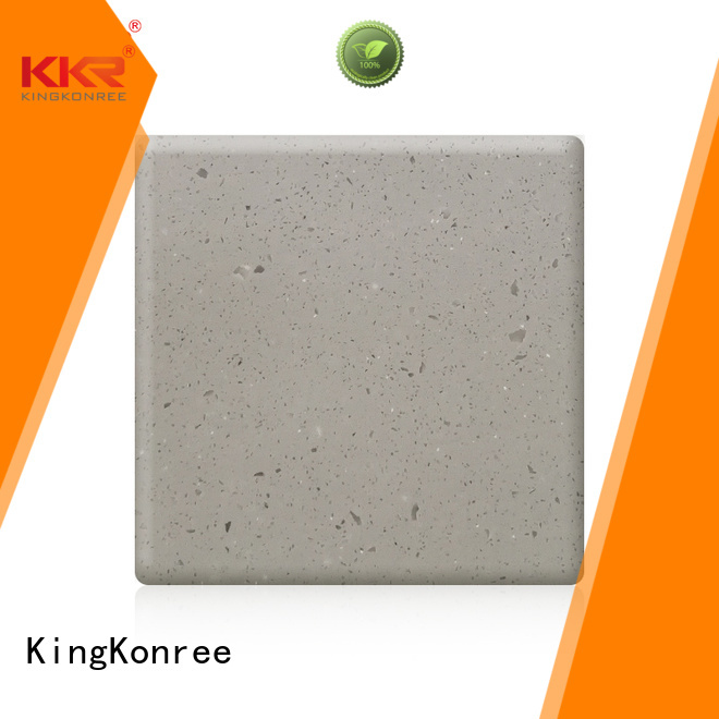 Custom surface 100 solid surface countertops prices KingKonree pure