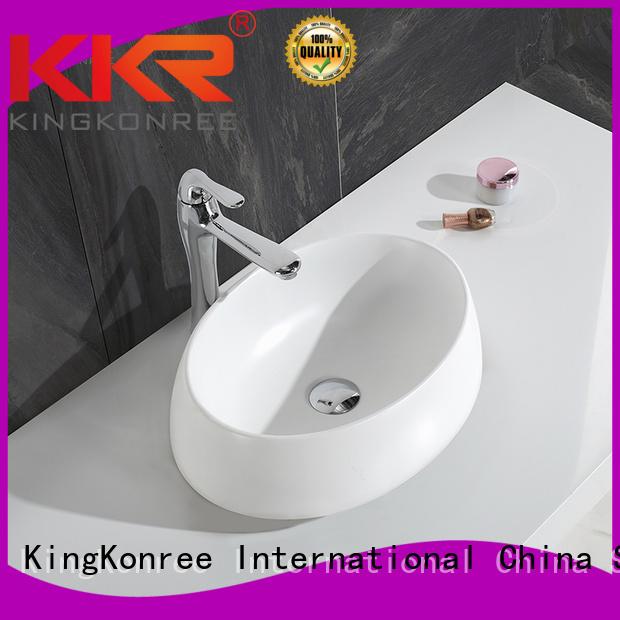 Hot kkr above counter basins countertop above KingKonree Brand