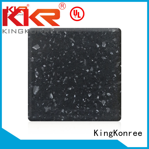 Custom length kkr modified acrylic solid surface KingKonree modified