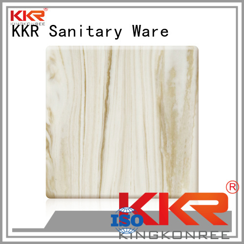 kkr surface solid OEM solid surface sheets KingKonree