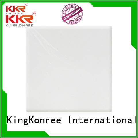 solid artificial pattern solid surface sheets KingKonree