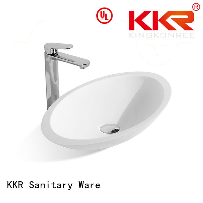 wash countertop KingKonree Brand above counter basins